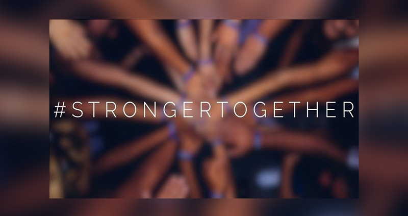 #strongtogether
